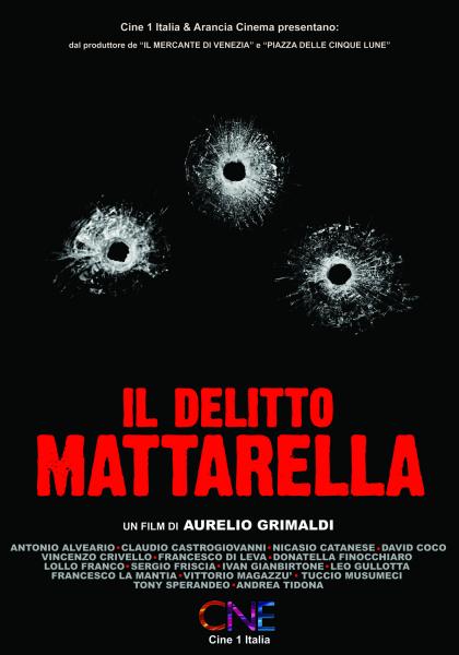 Il Delitto Mattarella – Vittorio Magazzù nel Cast del Film