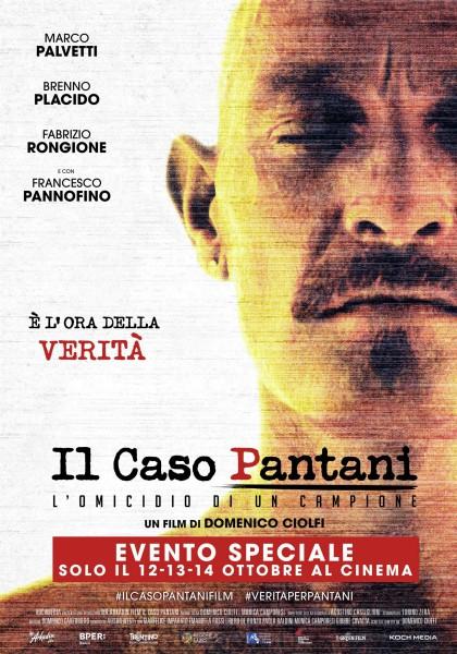 Nelle sale Il Caso Pantani – Nel cast – Maurizio Pepe