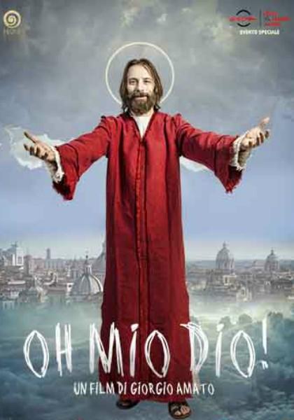 Carlo Caprioli su Amazon Prime con Oh Mio Dio!