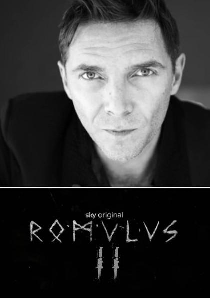 Il Nostro Max Malatesta nel prossimo  Romulus II